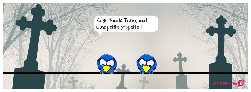 RIP Donald