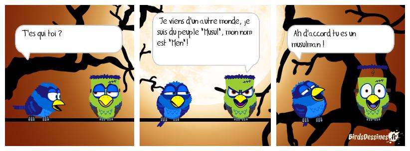 🤦♂️ Histoire aux jeux de mots à la con 🪐 🛸