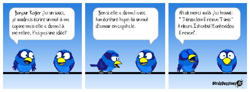 L' AMOUR EN CAPITALES.