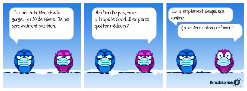 Virus en hiver