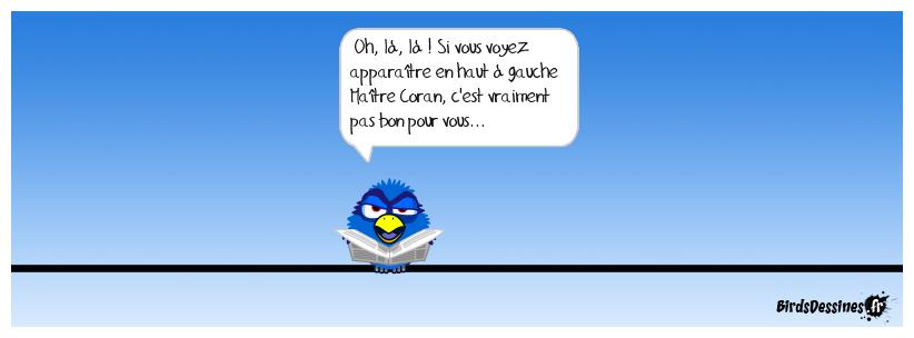 BIRDSDESSINÉS : version yéménite