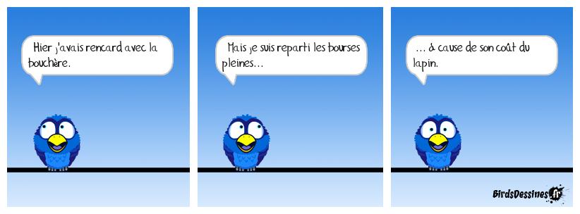 Bd économie du râble.