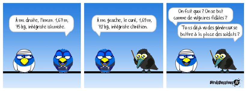 Intégriste vs intégriste