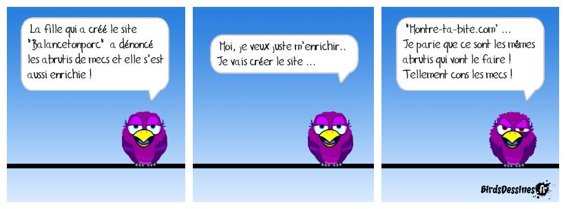 Ego sans trique !