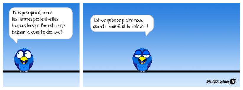 Coucou les Birdettes :)