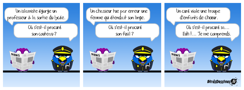 L'arme de crime