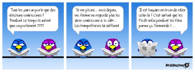 Amour, Gloire et Birdy...