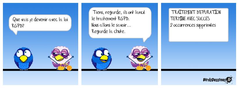 Notre avenir numérique: RGPD