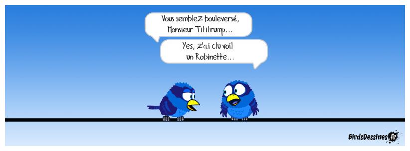 Tititrump et Robinette
