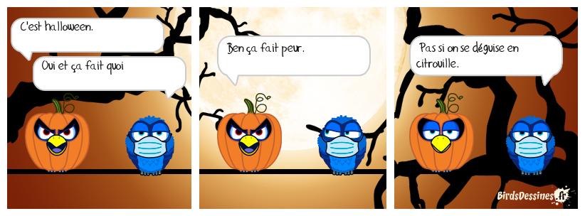 halloween sans peur
