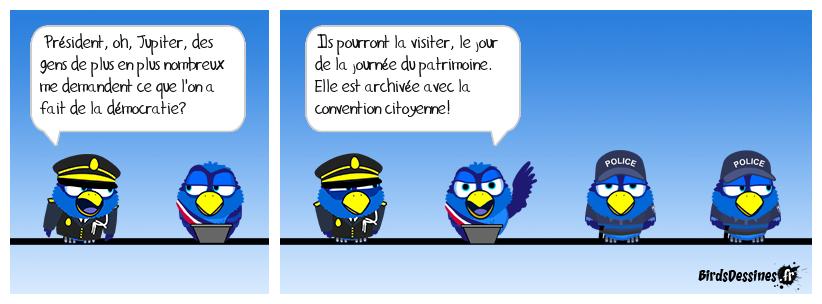 Cahiers de doléances, convention citoyenne....