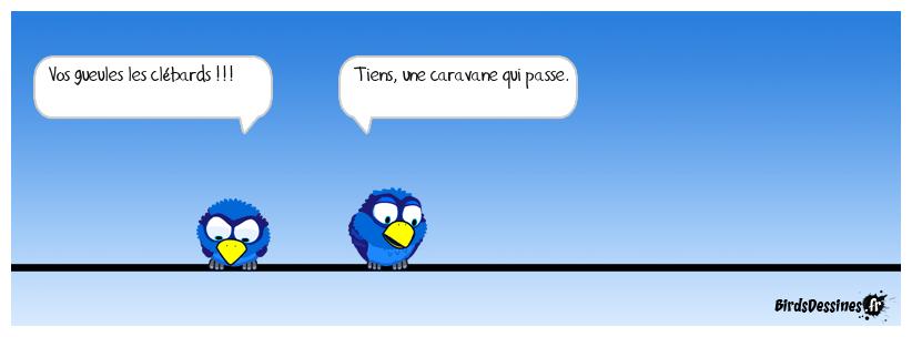 proverb'ird pour les manouches !