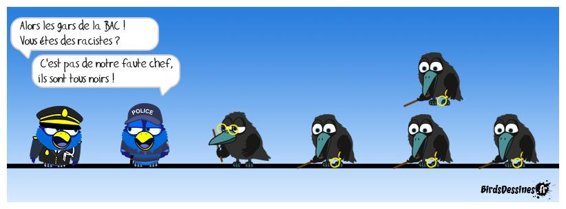 Ami, entends-tu le vol noir des corbeaux sur nos plaines?