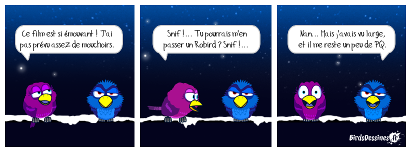 Romantic Bird