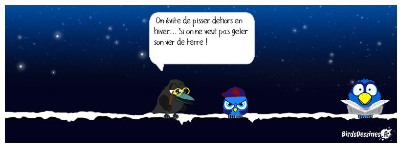 ☃️ Le dicton de Mister blues... 281 ❄️ 🥶