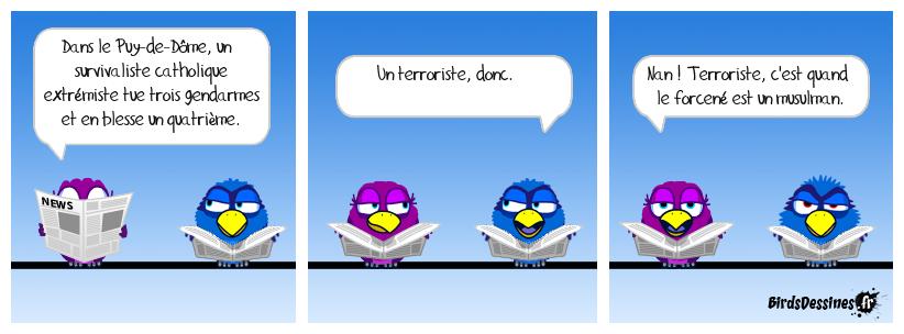 Vocabulaire médiatique