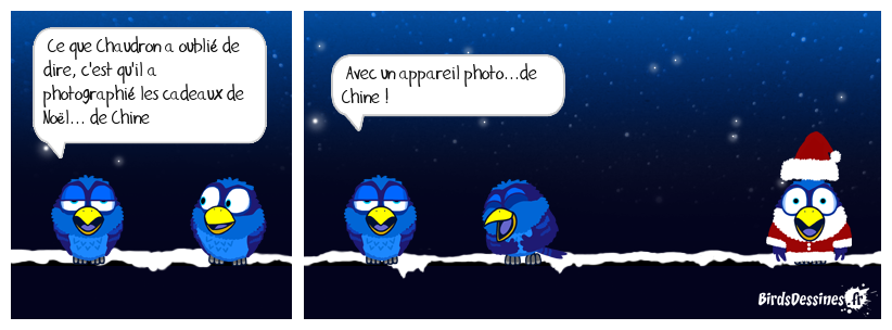 🎁🎁 L'oubli de Chaudron 📷