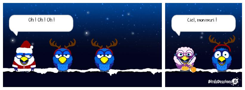 Père Noël, le retour