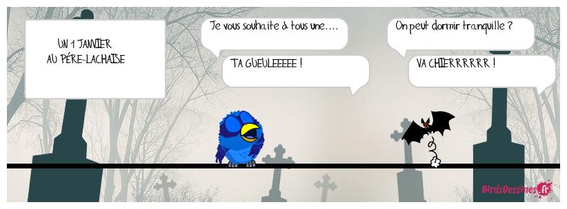 😱 Un 1 Janvier...03 💀☠️