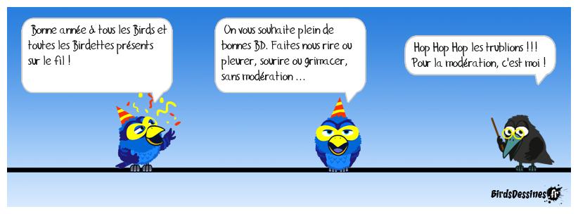 bonne année les trublions !!!