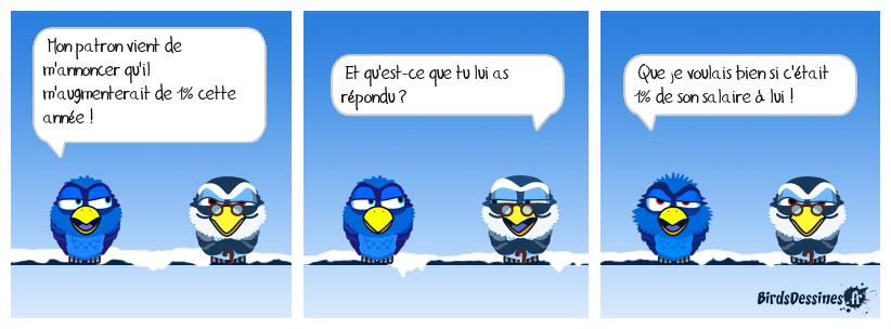 Brèves de birds 2 : Tout est relatif
