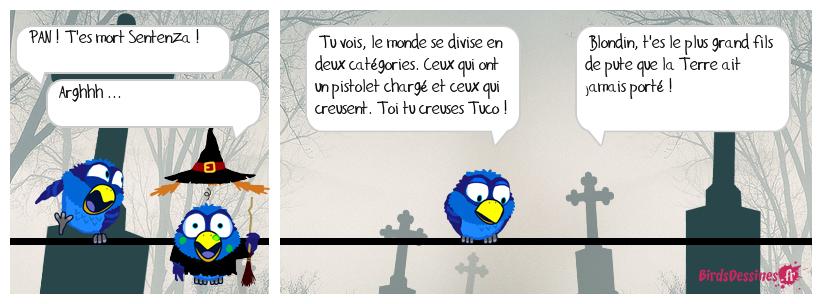 LE Bird, la brute et le truand !