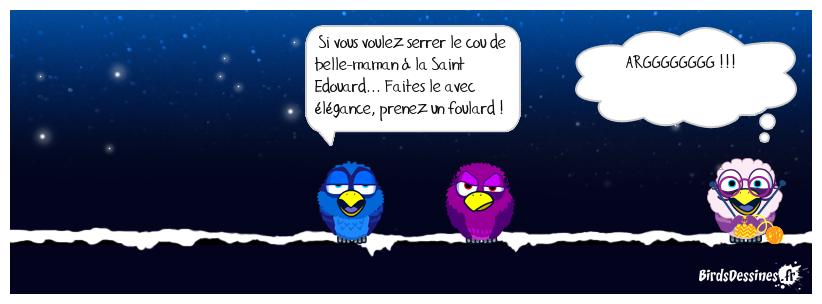 🧣 Le dicton de Mister blues...291 😬