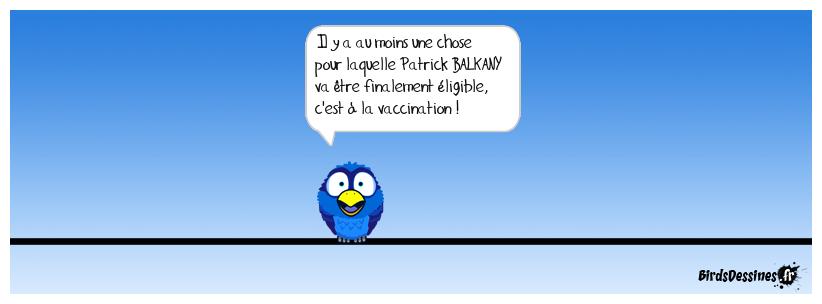 Reste à connaître la durée de l'immunité conférée par le vaccin !