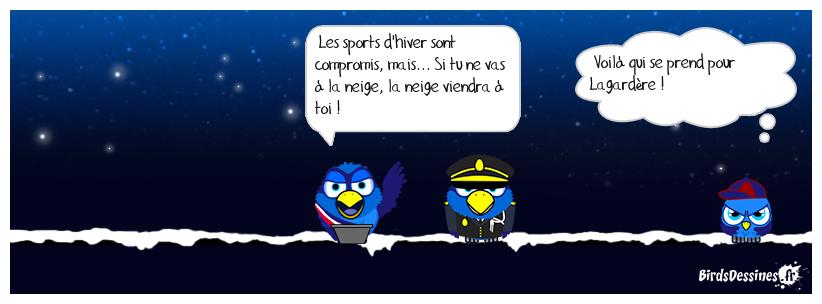 🏔️ Castex alias Lagardère 🌨️🥶