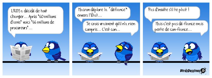 Histoire de préfixe...