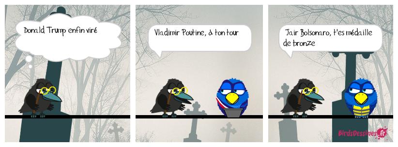 La valse des dictateurs à l'aune des réseaux sociaux !