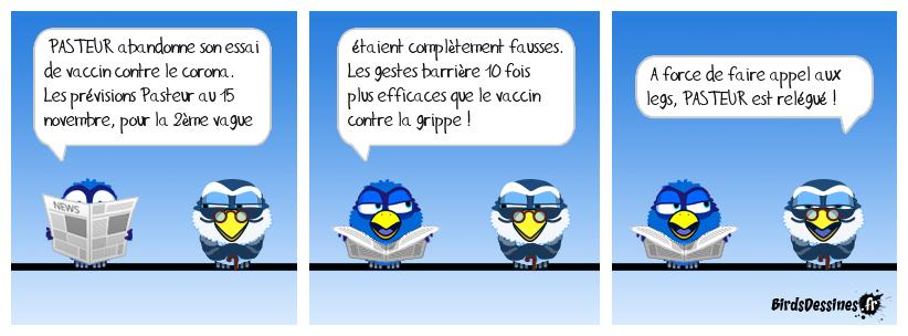 Pasteur risée