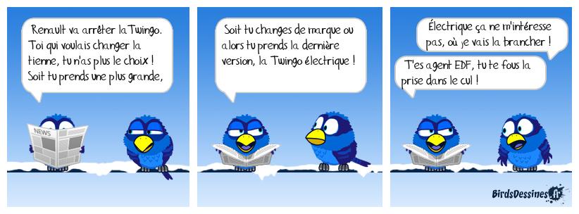 🔌 Le dilemme de l'agent EDF 🚗😂