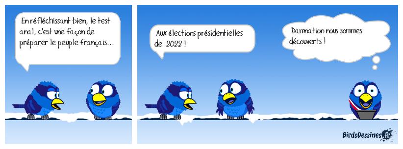 ✉️ La préparation 2022 🤦🖕