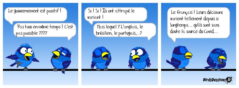 Avant la chauve-souris ou le pangolin : les politiciens français...