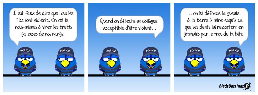 Quoi, violences policières ?