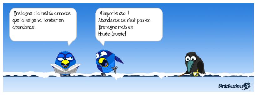 Non à l'unification de la Haute-Savoie à la Bretagne !