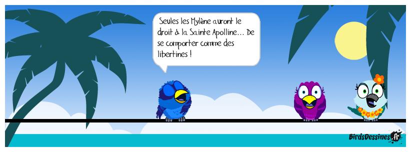 🙄 Le dicton de Mister blues... 312 😲😜