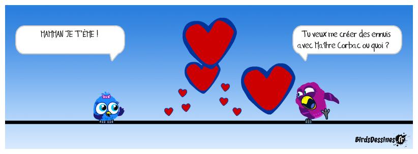 Maux d'amour