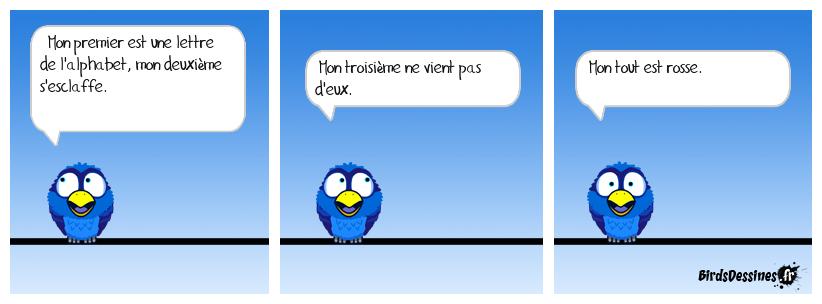 La charade du vieux François 8.