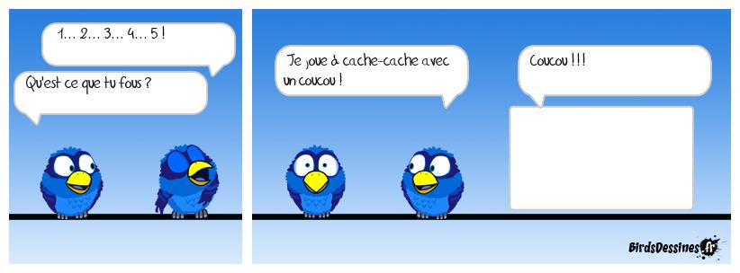 cache-cou... cou !!!