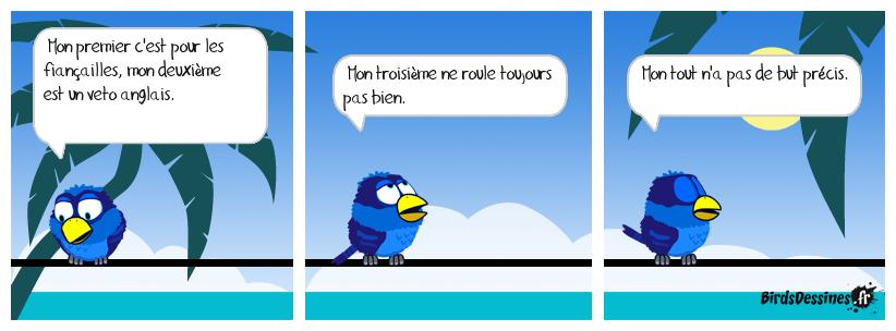 La charade du vieux François.