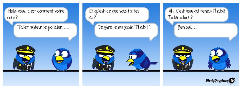 L'inspecteur Bourré