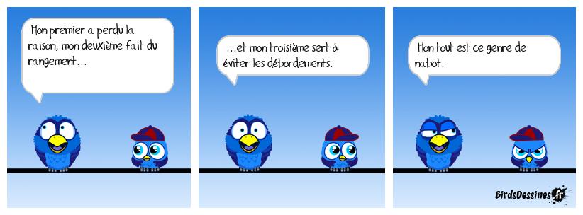 La charade du vieux François 12 .