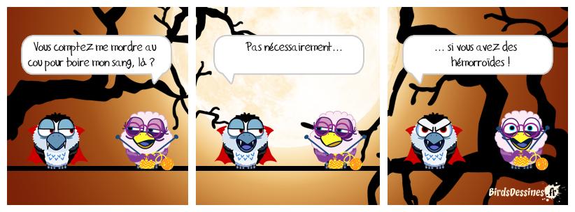 Birdy contre les vampires (Saison 2, épisode 3)