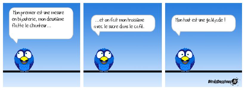 La charade du vieux François 14.