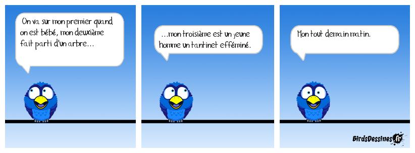 La charade du vieux François 17.
