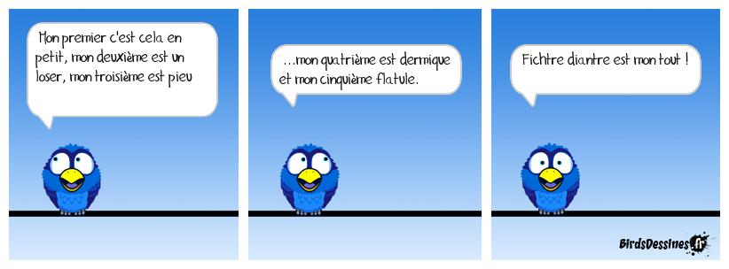 La charade du vieux François 18.