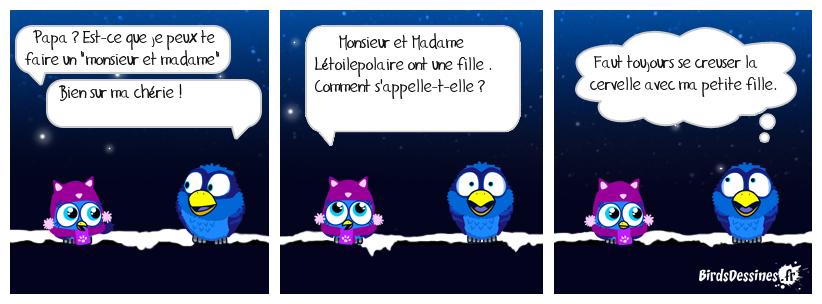 Monsieur et madame 3