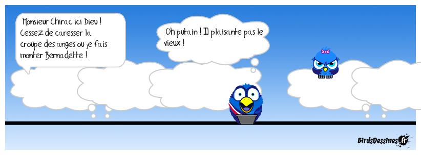 👼🏻 En direct du paradis... 05 👼👋